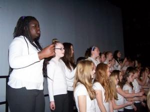 Peace Proms Rehearsal 3