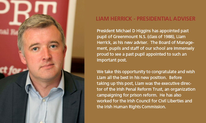 Liam Herrick