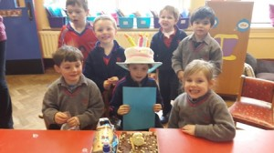 Darragh's birthday