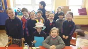 Darragh's birthday group