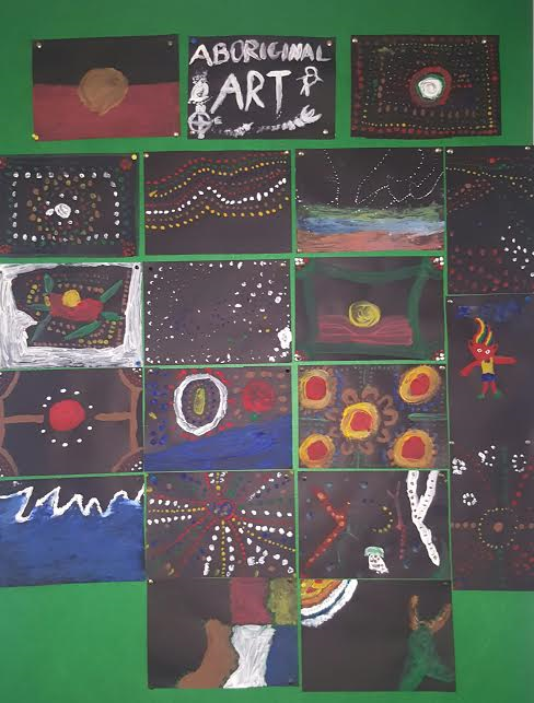 aboriginal art homework help