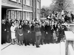 Opening of school in 1960s