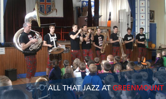 All that Jazz at Greenmount