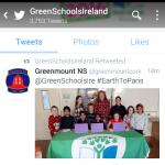 Green Schools Tweet