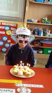 Patrick's birthday 2
